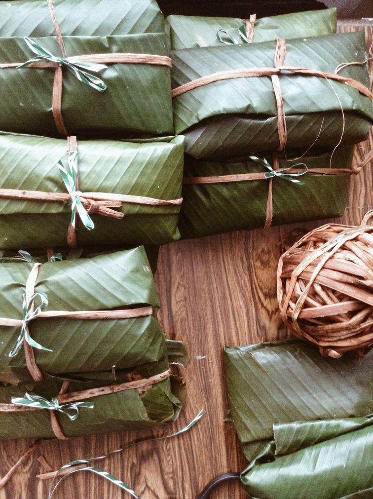 Tamales Navideños Guatemaltecos - Guatemalans Christmas Tamales