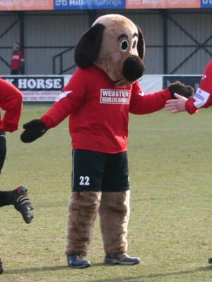 The Histon Hound - Histon FC