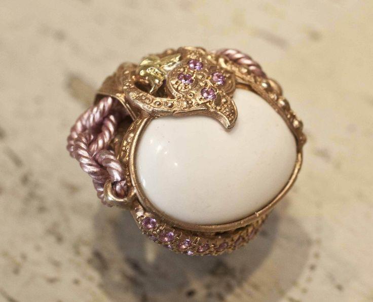 Unique #jewlery #rings #gioielli #giuseppinafermi #accesories #madeinitaly