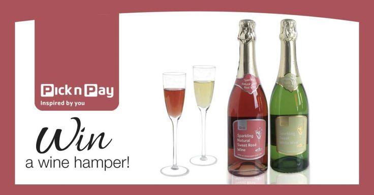 win a wine hamper