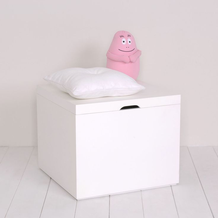 Available in 8 colours --> https://www.shanael.com/large-toy-chest-sacha.htm