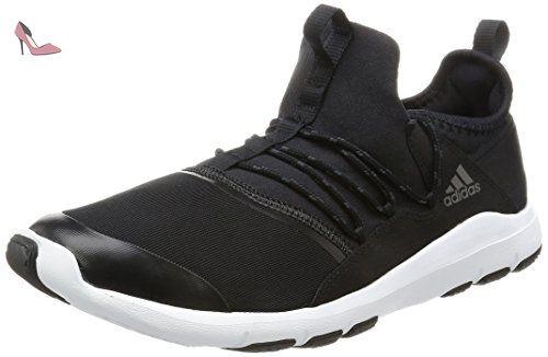 adidas ZX 750, Chaussures de Gymnastique Homme, Noir (Core Black/Core Black/FTWR White), 43 1/3 EU