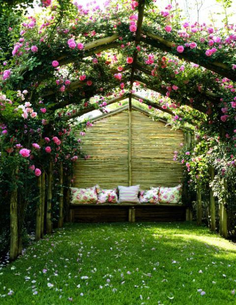 Kert és ökológia   Ötletes kertek - Széplak