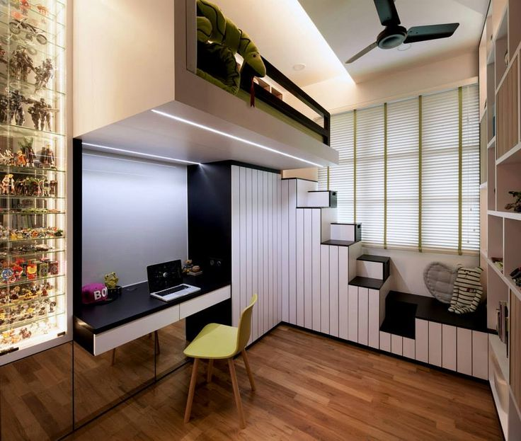Monochrome Black & White @ 50K Faber Heights Project By