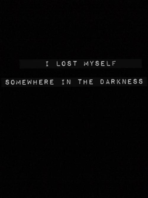 Black and White text depressed depression sad words sleep alone thoughts dark feelings depressing darkness