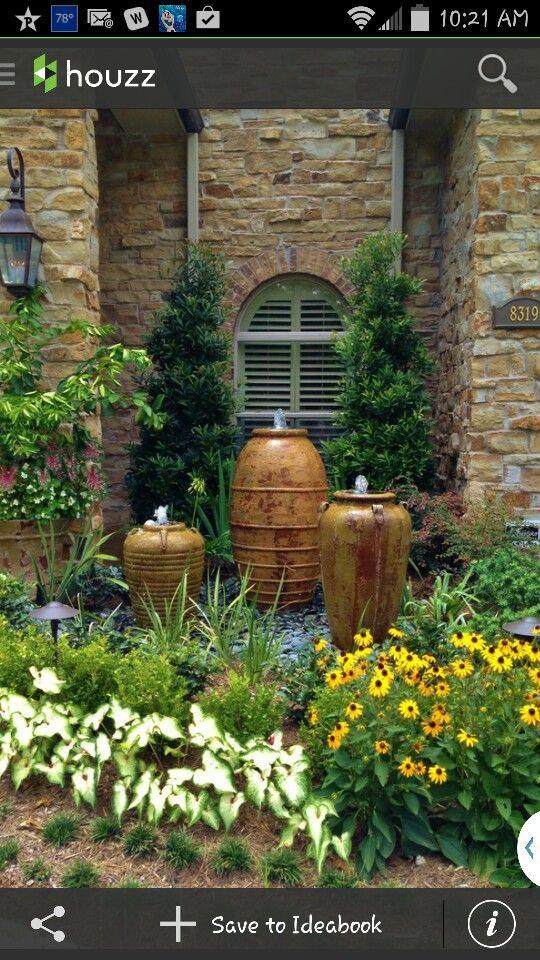 53 Cool Backyard Pond Design Ideas: Great Outdoor Fountain