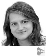 our colleague Daniela Ferenczi @ iStrategy London