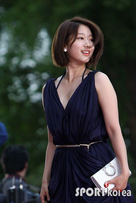 Park Shin-hye short hair - Google Search
