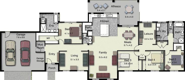 Stockton 322 Floor Plan House Plans Pinterest House And Luxury Houses