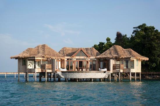 Song Saa Private Island 5.0 of 5 Resort   |   Koh Ouen, Sihanoukville 18000, Cambodia