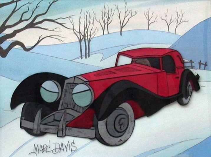 Cruella car | Cruella De Vil & Dalmatians | Pinterest ...