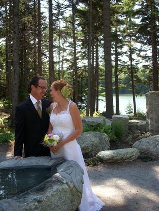 Coastal Maine Botanical Gardens, Boothbay, Maine, visit full profile @ http://gayweddingsinmaine.com/coastal-maine-botanical-garden.html