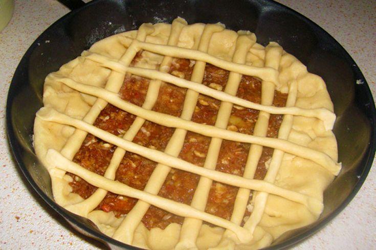 Εύκολη μηλόπιτα στο τηγάνι – Greek Kouzina