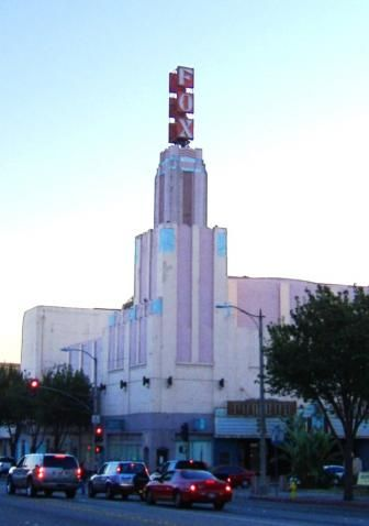 Fox Theater - Pomona, California