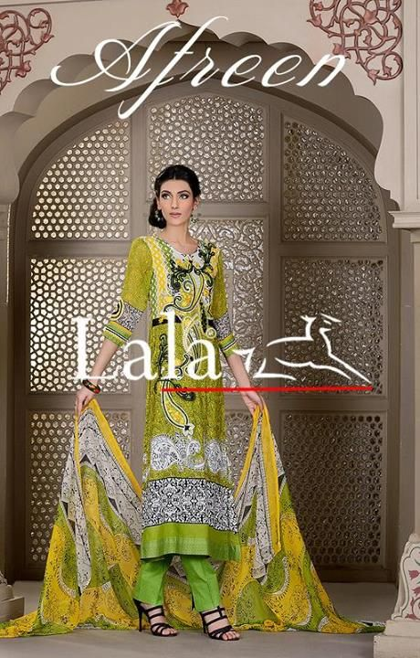 pakistan eid clothes 2013 | latest eid lawn suits collection 2013 nimsay eid day lawn design 2013 ...