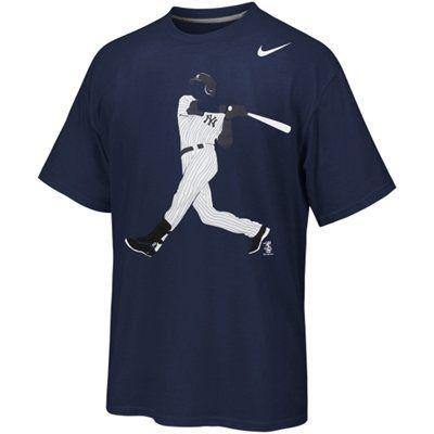 Fanatics.com: Nike Derek Jeter New York Yankees Herotage T-Shirt - Navy