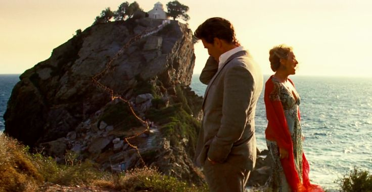 Mamma Mia, Grekland, Skopelos - Ekklisia Agios Ioannis #MammaMia #Mamma #Mia #Movie #ABBA #Skopleos #Ekklisia #Greece #Inspelning #Fan #Island #Beach #Paradise #Paradis #Vacation #Semester #Travel #Mediterranean #Medelhavet