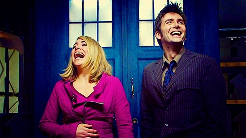 They make me smile. So should I puke my feels all over the floor or what?: 3Rose Thedoctor 3, Impossible Planet, 11Th Doctor, The Doctor, Roses, Doctor Who, Doctors, Doctor Photo