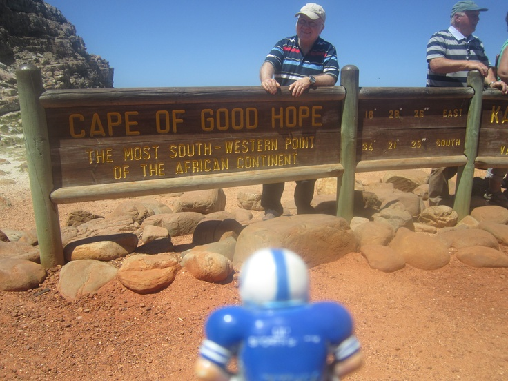The Cape of Good Hope. South Africa, Feb. 2012.