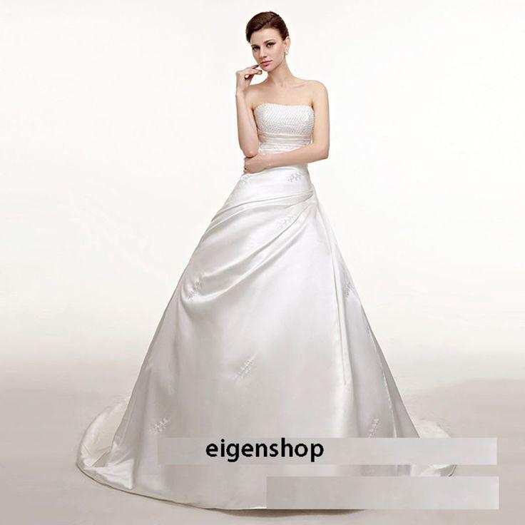 1705001Putih Satin Ekor Gaun Pengantin Wedding Gown Dress  Rp 1.688.000  Harga Gaun sudah Harga Grosiran langsung dari Pabrik (JAMIN TERMURAH)  Untuk mengajukan PRE ORDER Gaun / Jas / Ber-Diskusi Silahkan langsung hubungi kami via BBM / WHATSAPP BBM : 5BA86441 WHATSAPP : +62816332923 https://shopee.co.id/ctsjwilliam  #weddinggown #weddingdress #gaunpengantin #bajupengantin #paketgaunpengantin #jualgaunpengantin #jualgaunpestaimport #gaunpengantin #gaunpengantinimport #pusatgaunpengatin…