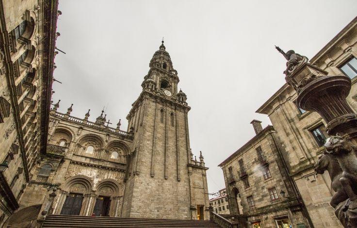 Santiago de Compostela and its Tetilla Cheese (and a recipe!) » Reflections Enroute