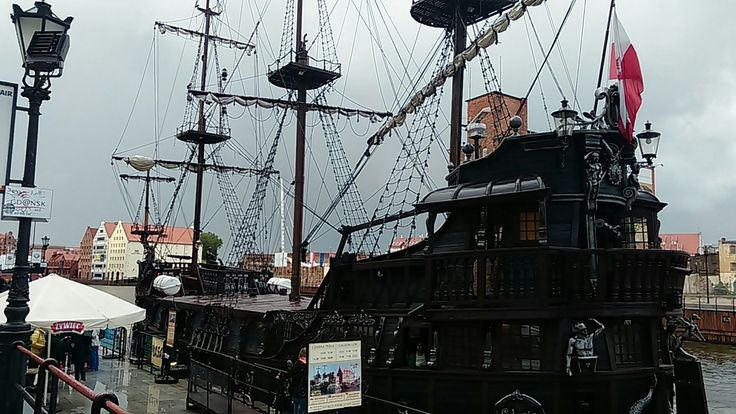 Harbor Gdańsk, Poland