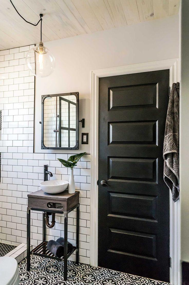 Form Meets Function in an Impressive Bathroom Renovation | Rue