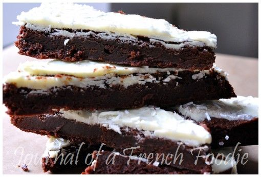 Peppermint Brownie - thermie