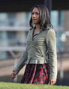 Iris West, l'amoureuse de Barry Allen, jouée par Candice Patton #gangdegeeks
