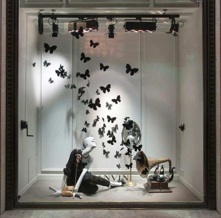Fashion Show Display Ideas