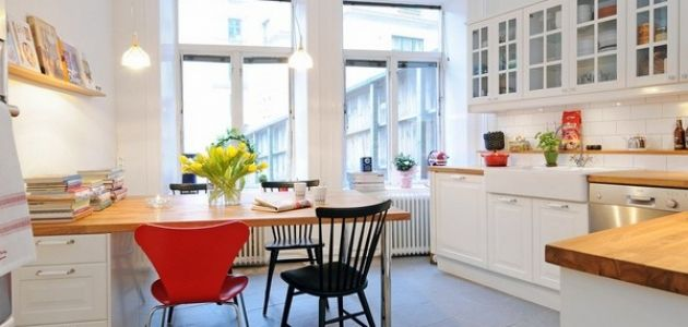 Scandinavische Design Keuken : Design, Kitchens Tables, Kitchens Ideas, Small Kitchens Design, Design