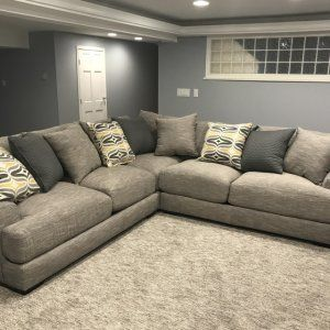 Outstanding Leighton 3 Pc Sectional Sofa Favorite Places Spaces 3 Lamtechconsult Wood Chair Design Ideas Lamtechconsultcom