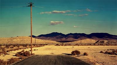 the open road.: Albert Watson, Las Vegas, The Roads, Desert, Blue, Open Roads, Cloud, Roads Trips, Photo