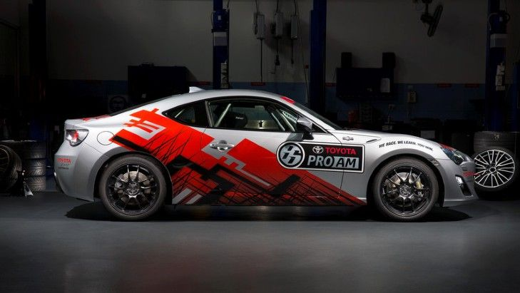 Toyota and V8 Supercars announce Pro-AM race series
