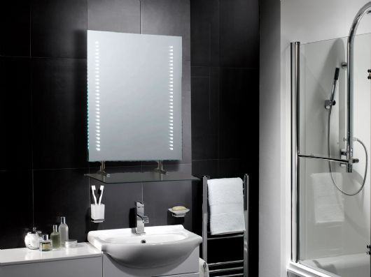 Iris Led Battery Operated Mirror Is A Brand New Addition To Our Range No Wiring Necessary And Easy Install The Offers Latest I