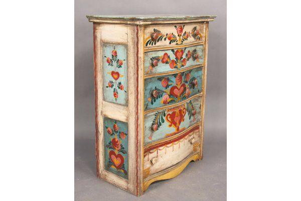 Peter Hunt Painted Furniture