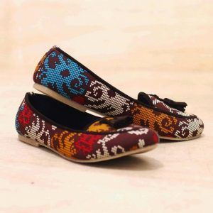 The Warna Shoes – Dayak Coklat