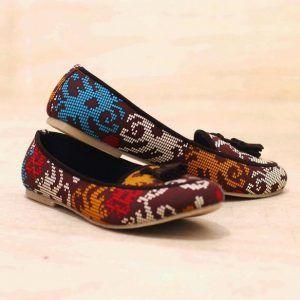 The Warna Shoes – Dayak Coklat