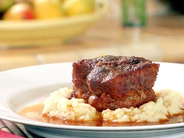 Braised Hawaiian Pork Shoulder recipe from Brian Boitano via Food Network