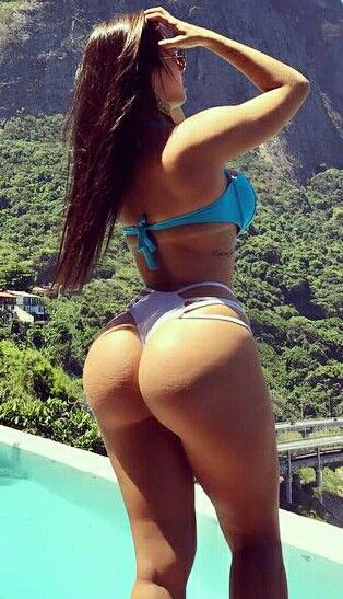 Perfect latin ass love with woman-3838