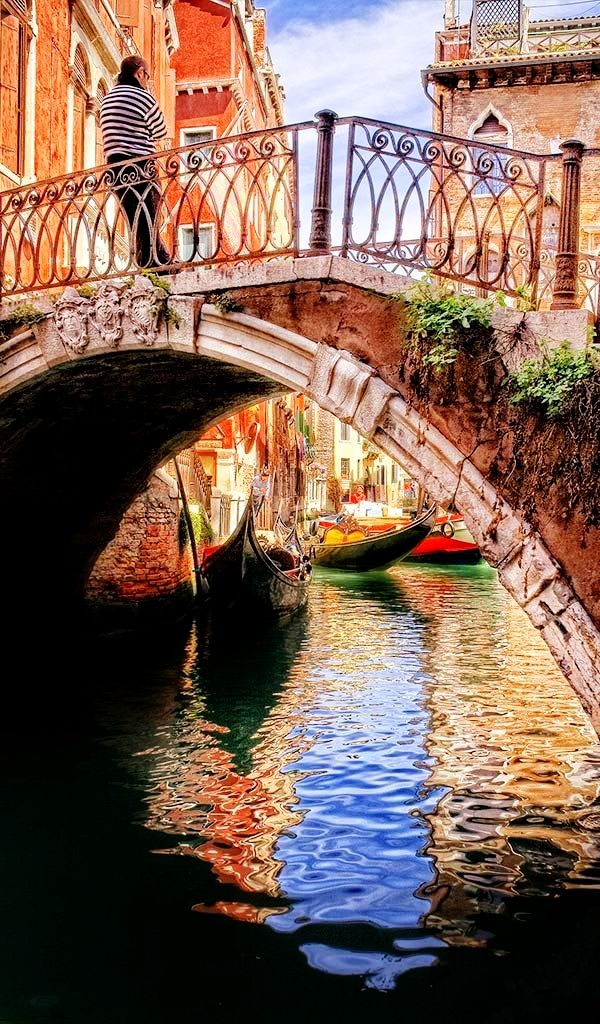 New Wonderful Photos: Ponte del Angelo – Venice Italy