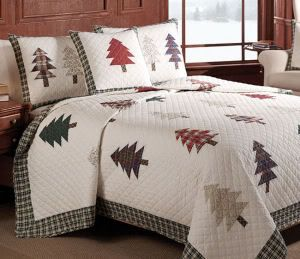 Christmas bedspreads | Autumn Asks Why: Day 6: Christmas quilts and Blankets