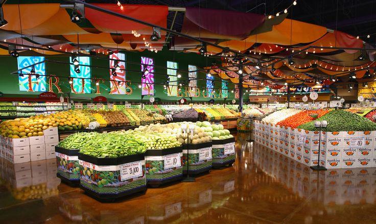 Supermarket Design | Produce Areas | Retail Design | Shop ...