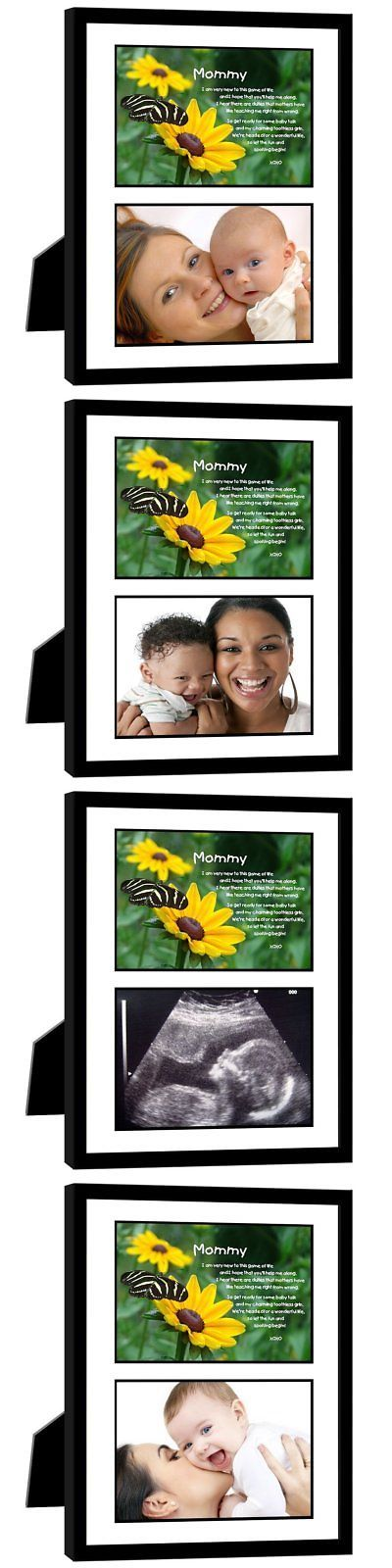 Baby Picture Frames 117392: Birthday Or Christmas Gift For New Mom From Baby Daughter Or Son, Sweet Poem In -> BUY IT NOW ONLY: $56.64 on eBay!