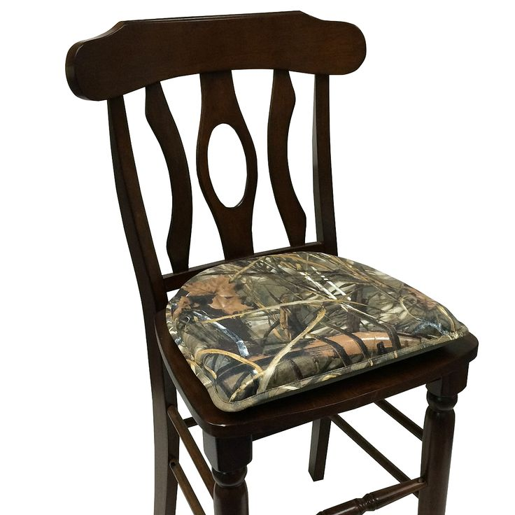 Great Buy Realtree® Delightfill® Gripper® Essentials Chair Pad From Bed Bath U0026  Beyond