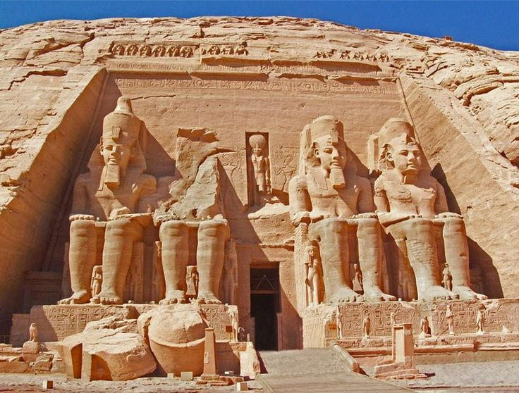 Abu Simbel Temples - Egypt