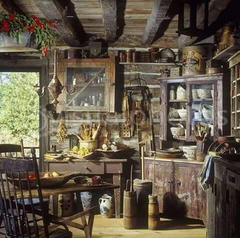 17 best images about for the shed on pinterest primitive for Primitive interior designs