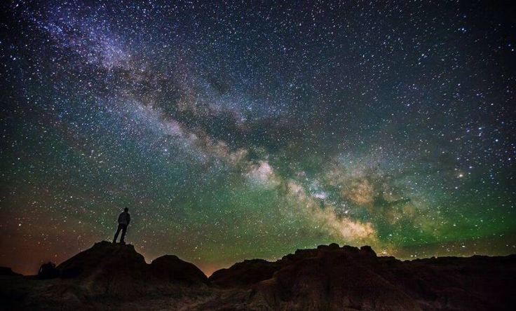 Fotógrafo captura céus noturnos deslumbrantes - Fotos - R7 Tecnologia e Ciência