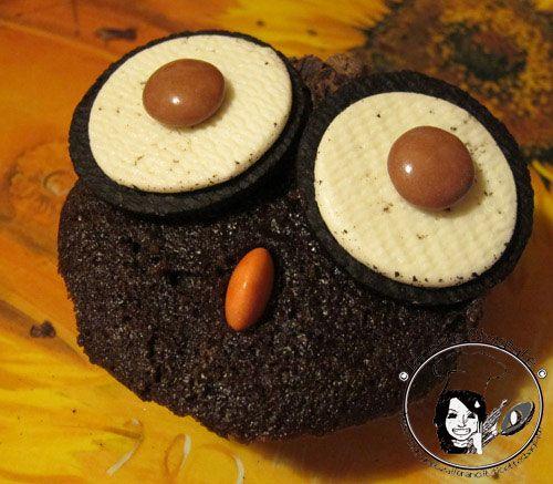 Da muffin a gufo – dolcetti per Halloween e non solo