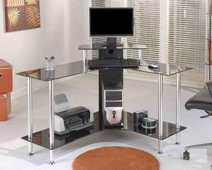 Staples Corner Desk